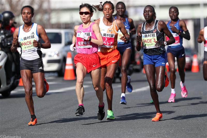 名古屋ウィメンズマラソン前々日会見 松田瑞生「過去の自分を超えたい」
