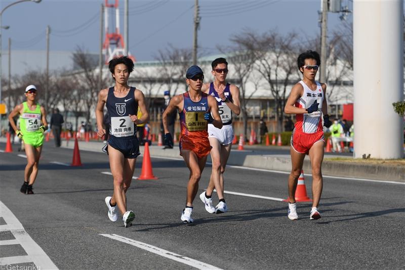 【フォト】第104回日本選手権20km競歩