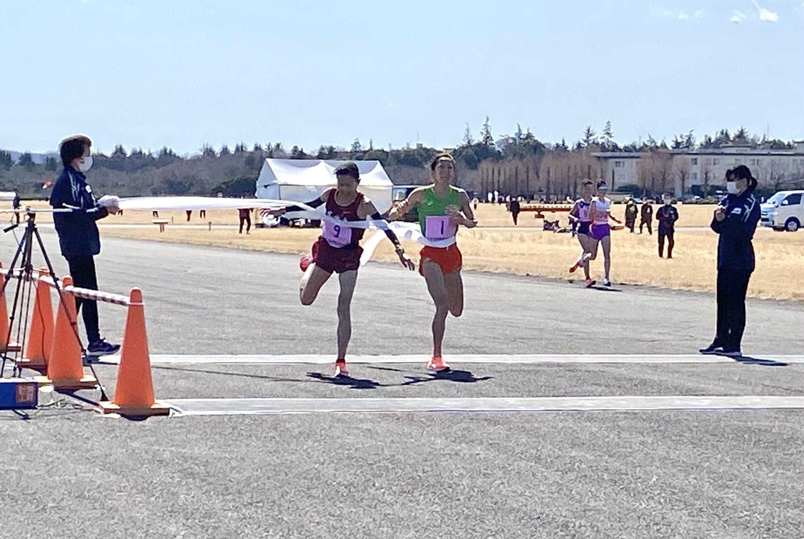 名城大・小林が「0秒差」の接戦制す! 2位の鈴木は2大会連続のユニバ代表へ/日本学生女子ハーフ