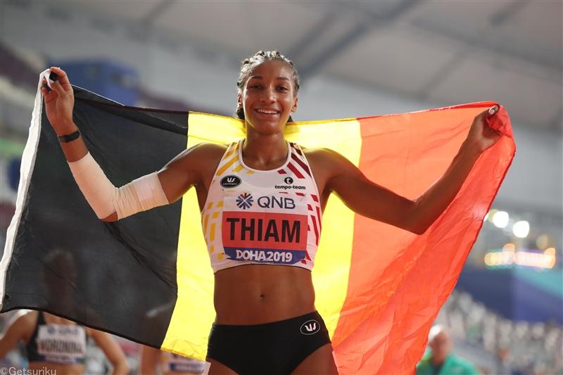 欧州室内選手権/五種競技ベルギーのティアムが室内世界歴代7位で優勝 インゲブリグトセンが男子1500mV