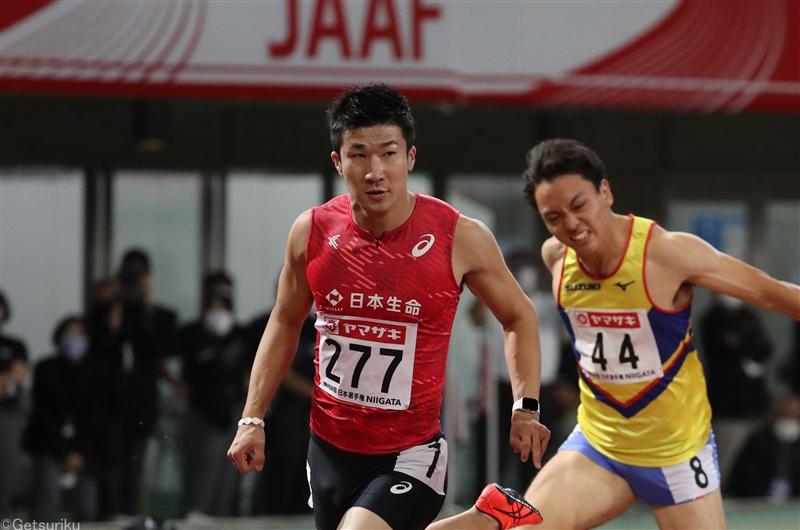 100m王者・桐生祥秀から直接指導を受けるチャンス!小中学生向けのオンラインスクール開催