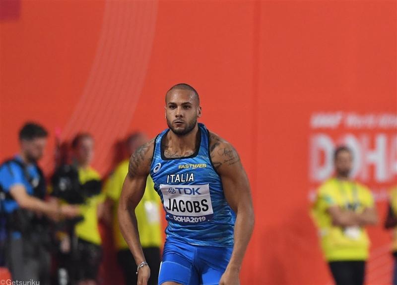 欧州室内選手権/最速はイタリアのジェイコブス!60m6秒47で制す