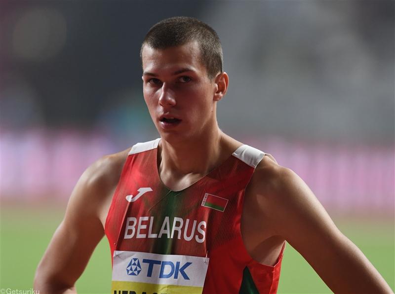 欧州室内選手権/男子走高跳はネダセカウが2m37の自己新で制す!インゲブリグトセン初の中距離2冠