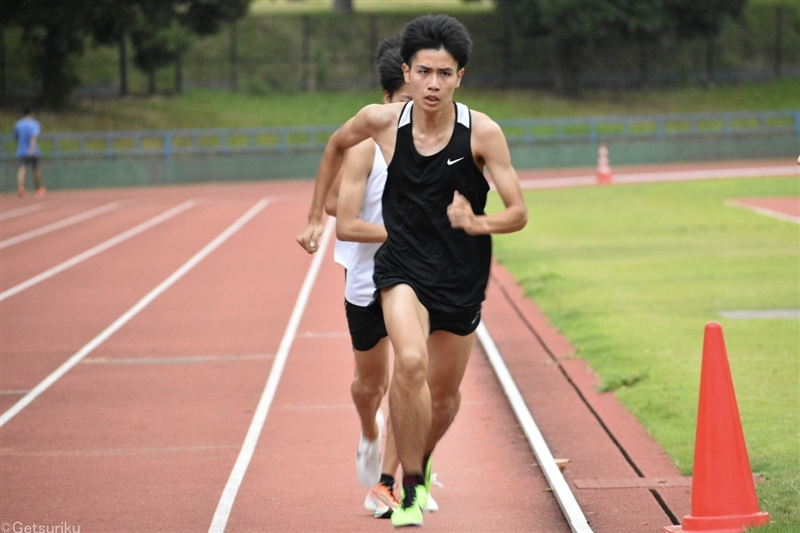 【学生長距離Close-upインタビュー】石原翔太郎 東海大の新エースへ成長中「花の2区で活躍できるような選手になりたい」
