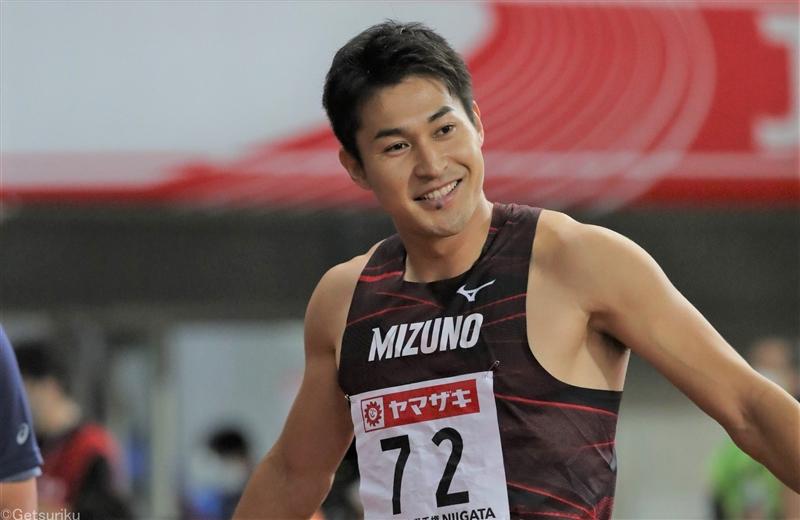 リオ五輪代表・飯塚翔太200m20秒52好記録でシーズンイン