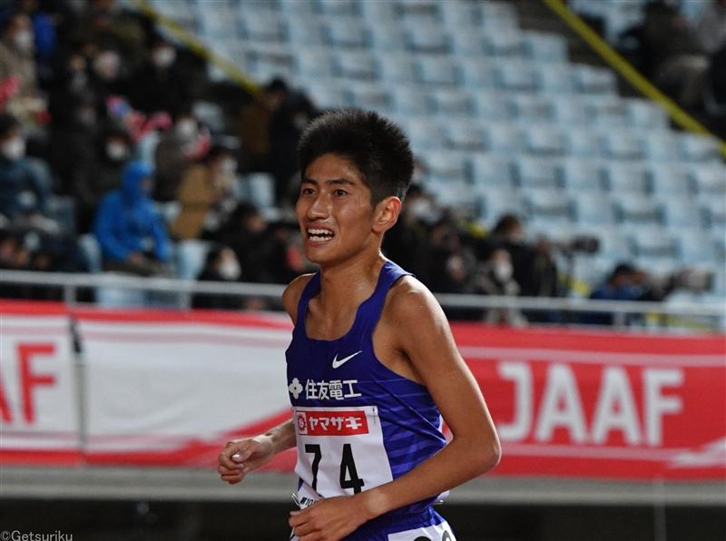 日本選手権10000m東京五輪狙う田村和希が欠場 佐藤悠基、早大27分台コンビ、佐藤早也伽らも欠場