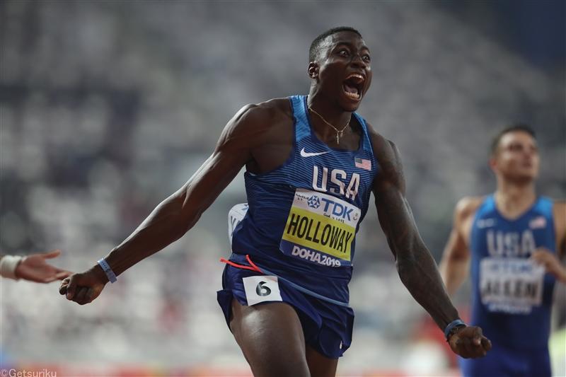 女子100mHでカマチョ・クインが世界歴代7位タイ、ムボマが女子400mでU20世界新など今季世界最高続出
