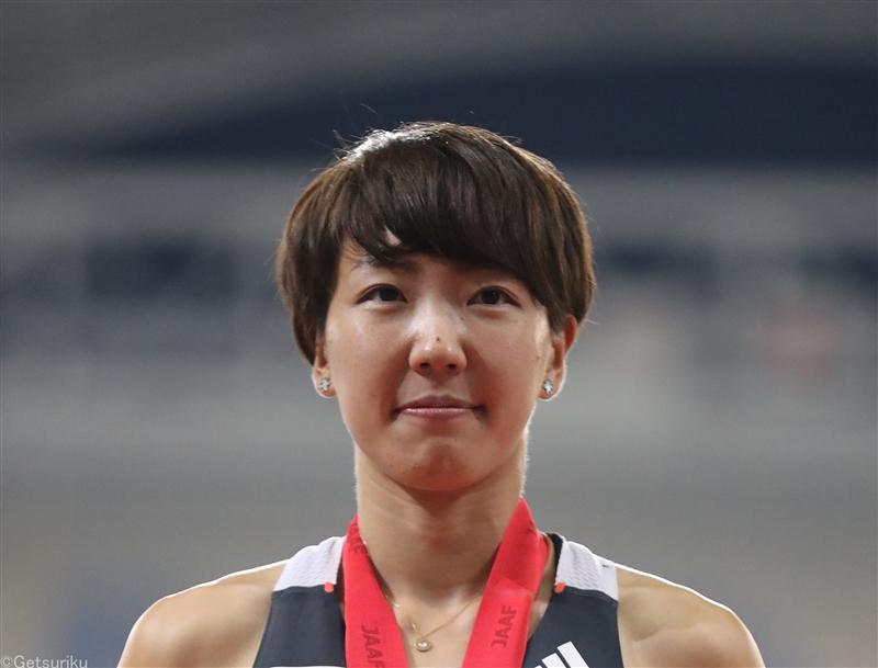 100mH日本記録保持者・寺田明日香がジャパンクリエイトグループと所属契約「心機一転、東京五輪へ」