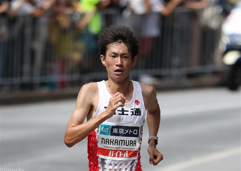 五輪テスト大会の札幌マラソンフェスティバル中村、服部、前田ら五輪代表5人が招待選手エントリー