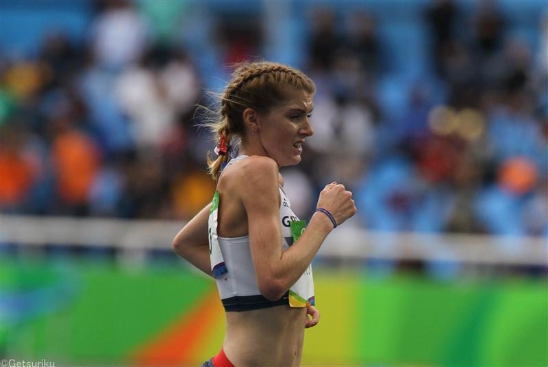 英国ポッターが女子5kmで世界記録上回る14分41秒!19年トライアスロン欧州女王