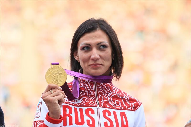 ロシアの五輪金メダリスト2人に4年間の資格停止処分 ドーピング違反