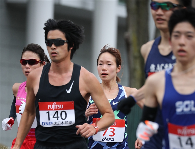 女子ハーフ一山麻緒が自己新V 五輪代表3人が順調な仕上がり見せる/東京五輪テストイベント