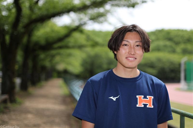 Rising Star Athlete 松本純弥 中距離戦線で主役の座を狙う 大型ランナー