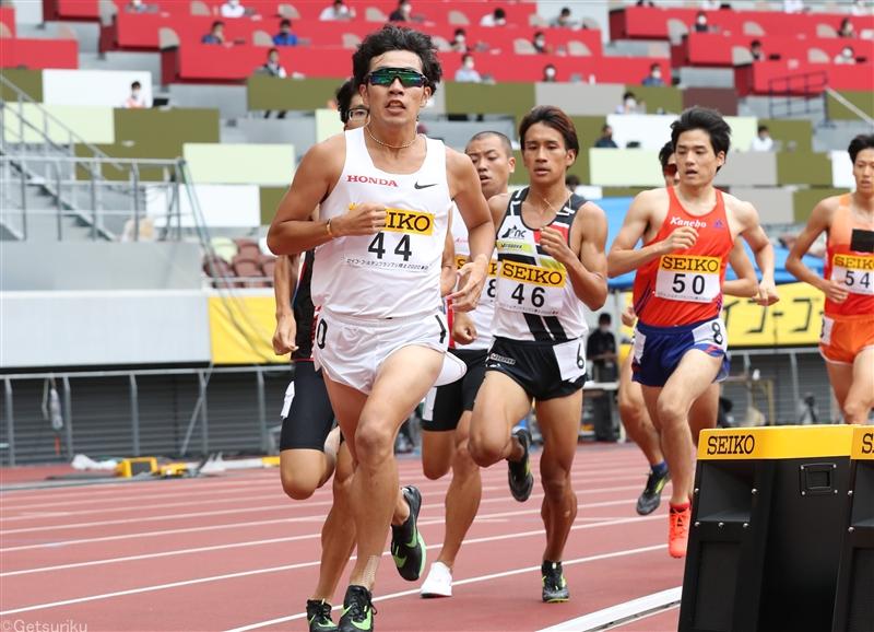男子1500mで荒井七海が3分37秒05!! 17年ぶりの日本新!!