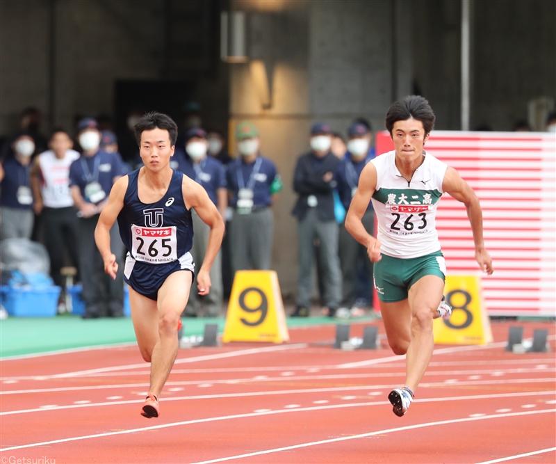 男子4×100m決勝5位一転銅メダル!若きリレー侍がメダル獲得でユージン世界選手権切符/世界リレー