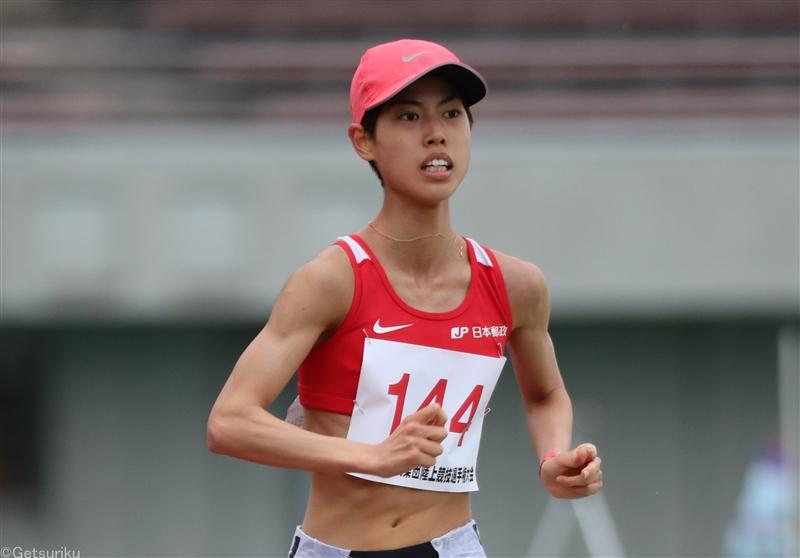 五輪代表・廣中が女子3000m大会新V、男子5000mは富士通ルーキー・塩澤が日本人トップ/東日本実業団