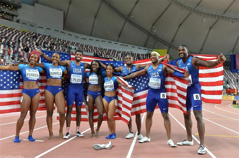 米国代表チームが千葉県での東京五輪事前合宿を中止 米国陸連から連絡入る