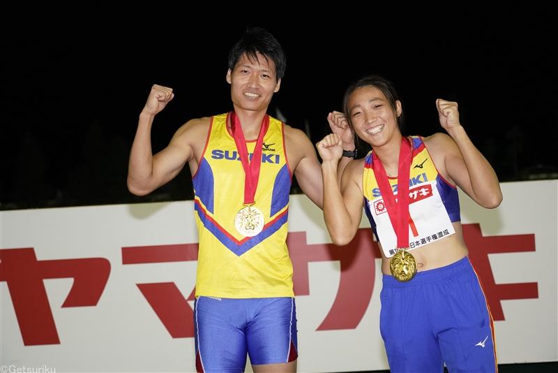 3大会連続五輪狙う右代、連覇懸かる中村、日本記録保持者・山崎らエントリー 昨年ケガのヘンプヒルも/日本選手権混成