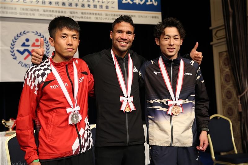 19年福岡国際マラソンVダザのドーピング違反処分確定 2位・藤本拓が繰り上がり優勝
