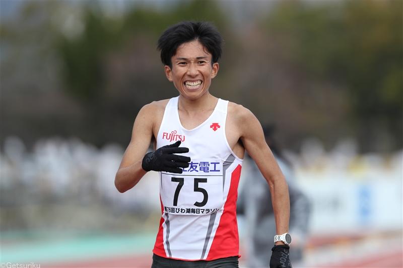 【フォト】第76回びわ湖毎日マラソン