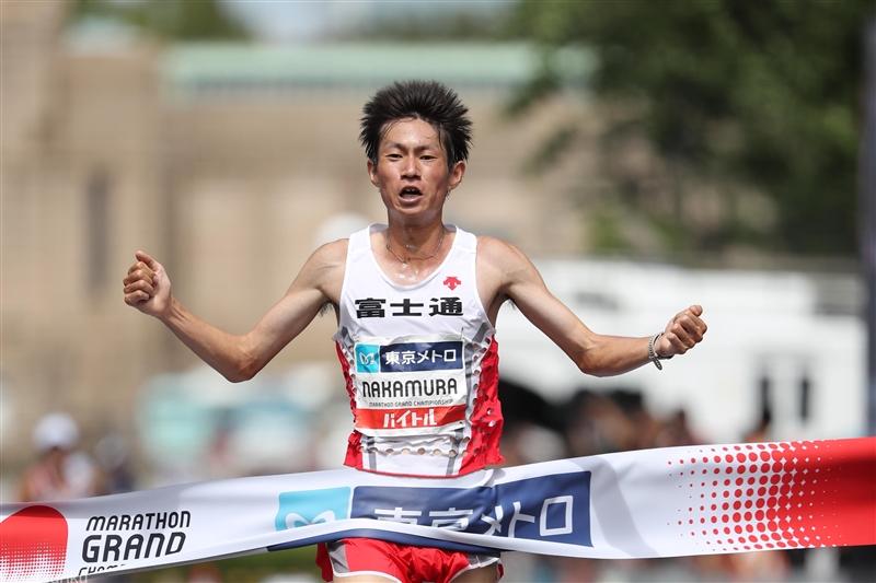 東京五輪マラソン代表・中村匠吾が左足甲の痛みで5月5日のテスト大会欠場