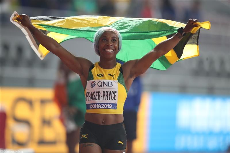 ジャマイカが五輪代表選手を発表 女子100mはフレイザー・プライス 男子100mはブレイクらがエントリー