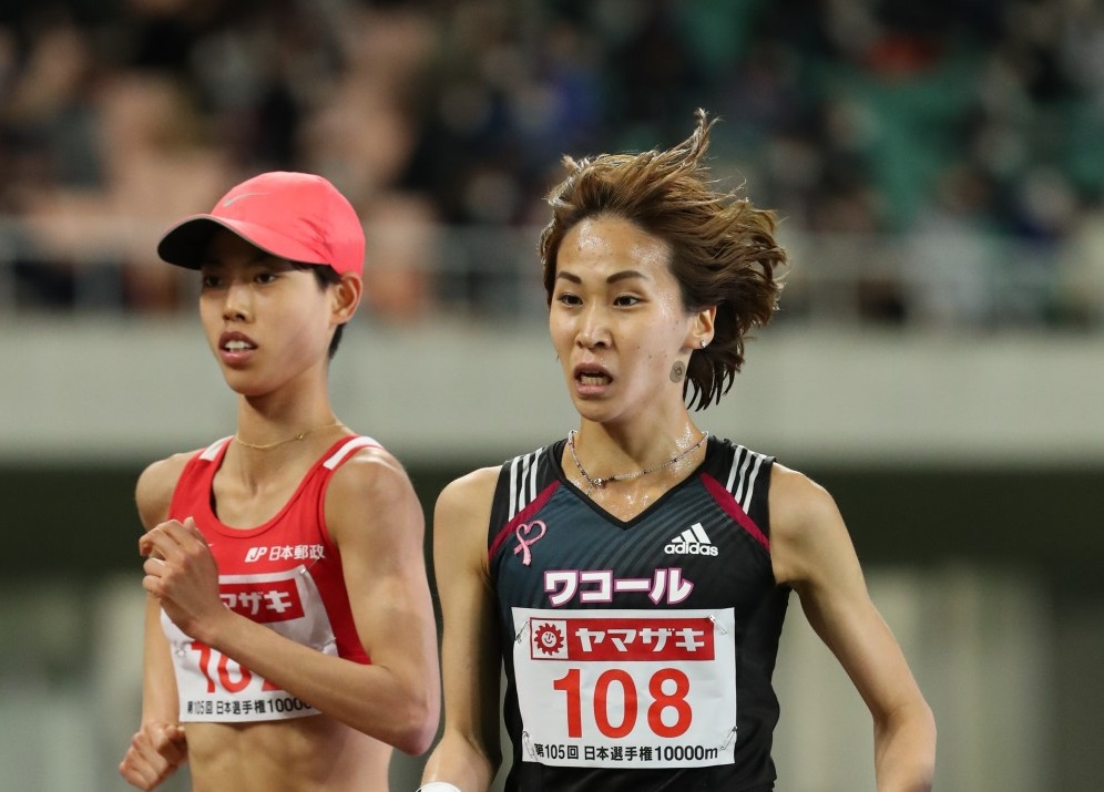 マラソンで東京五輪出場逃した安藤友香10000mで初五輪切符つかみ取る/日本選手権10000m
