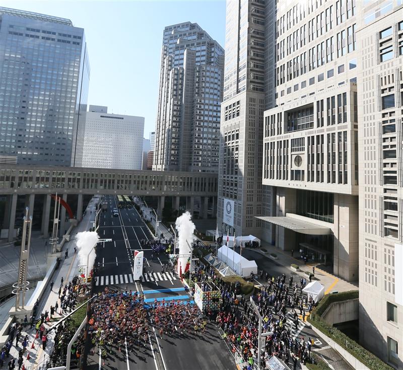 東京マラソン財団が21年大会の海外在住ランナー受け入れ断念を発表、22年秋に新たなマラソンイベントも創設