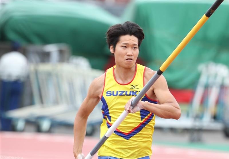 中村明彦2年連続4度目Vも五輪届かずも自己ベストへ手応え「次は楽しい十種競技を」/日本選手権混成