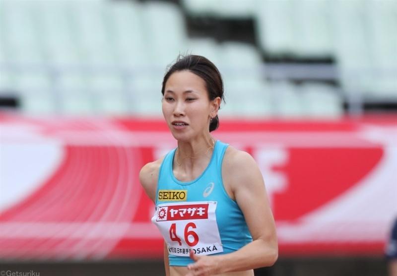 日本記録保持者・福島千里、女子100m予選敗退「サポートしてくれた人に感謝」/日本選手権