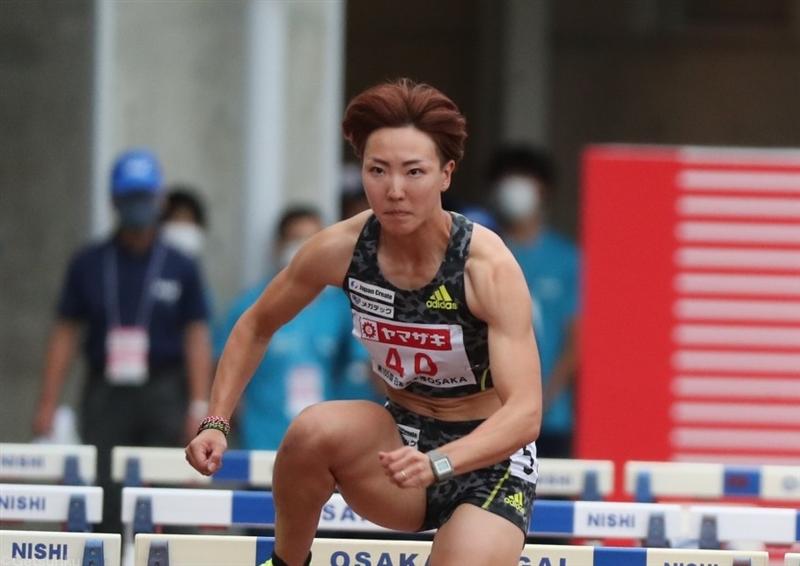 100mH日本記録保持者・寺田明日香13秒11で予選を悠々トップ通過 青木益未は欠場、木村文子は3着でギリギリ通過/日本選手権