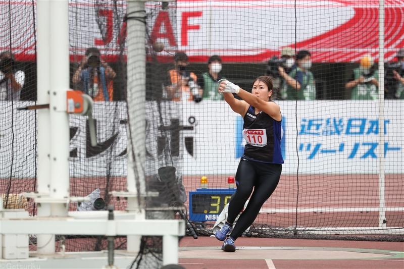 3000m障害で3人が代表内定 女子ハンマー投は渡邊茜が3連覇 3日目優勝者まとめ/日本選手権