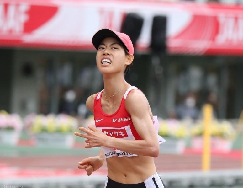 廣中璃梨佳5000mで初優勝!10000mとともに東京五輪代表内定 2位新谷も五輪代表内定、田中は800m1500m5000m完走/日本選手権