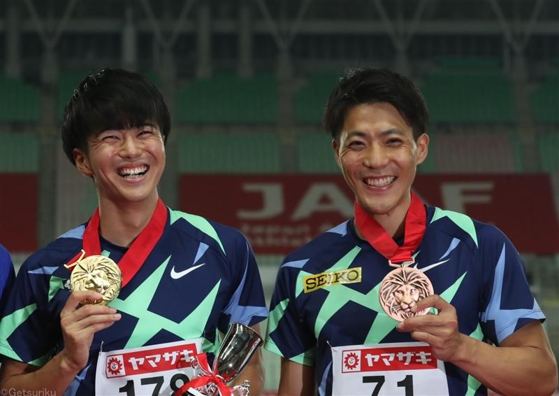 東京五輪100m&200mの残りの代表枠は!?ワールドランキングで出場できそうなのは!?代表有力選手をおさらい