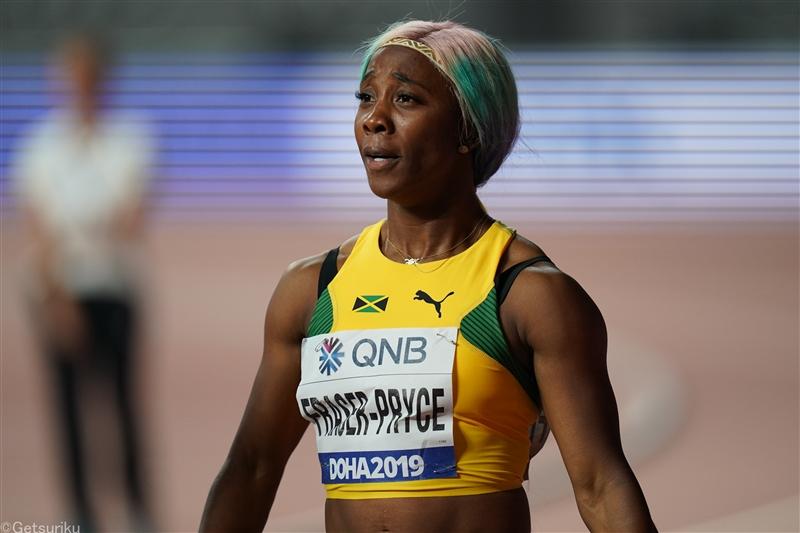 フレイザー・プライスが200m21秒79で2冠!110mHはレビーが13秒10でV、リオ五輪金のマクレオドは8位/ジャマイカ選手権