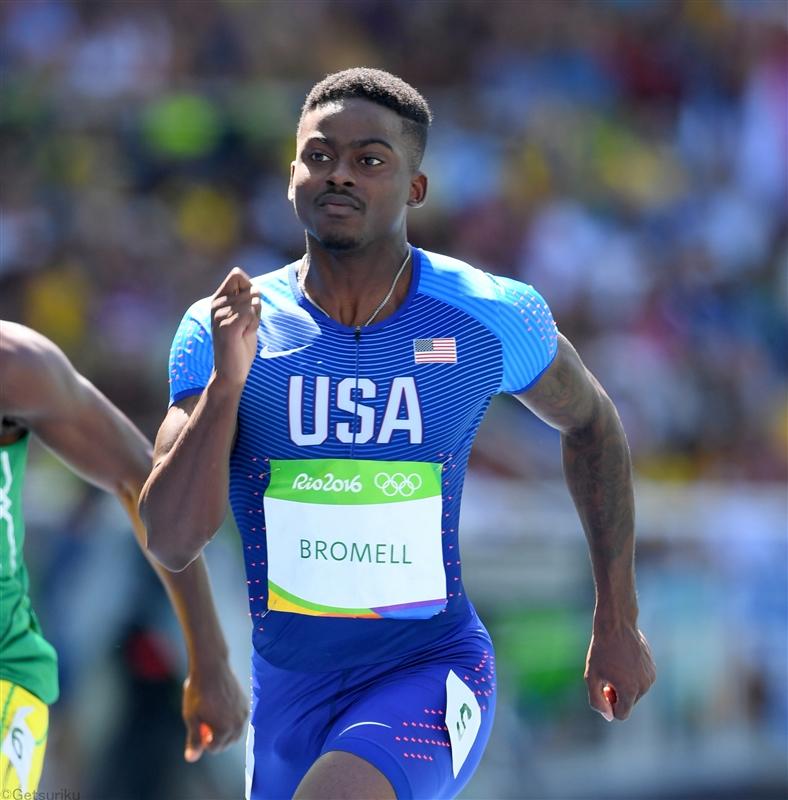 ブロメル9秒80で初の全米最速に!! 35歳フェリックスが5大会連続五輪へ/全米五輪選考会
