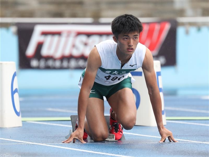 2年ぶりに開催!100m、110mH、走幅跳に注目選手ずらり/インターハイ展望(男子編)