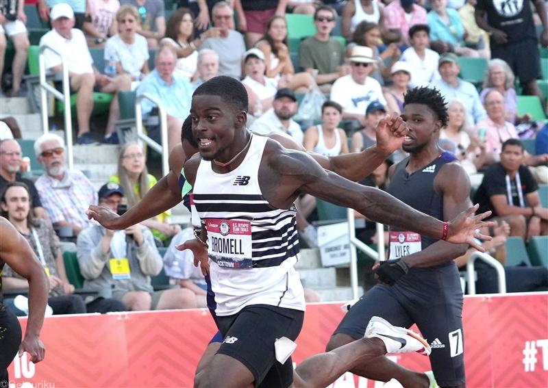 東京五輪見逃し厳禁種目(5)最速の称号を手にするのは!?男女100m注目はブロメル&フレイザー・プライス