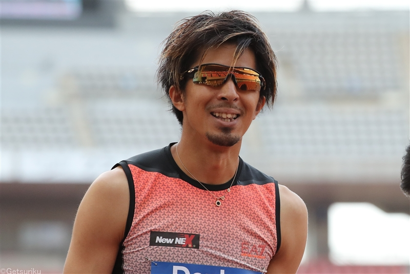 男子4継銅メダリスト・藤光謙司が第一線退く意向を表明 リオ五輪代表、世界選手権4度出場
