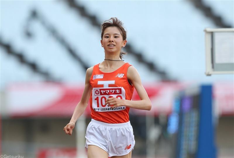 U20世界選手権代表・不破が5000mで学生歴代3位、U20日本歴代6位の15分20秒68/ホクレン千歳大会