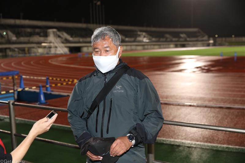 指揮官インタビュー/全日本選考会トップ通過 東京国際大・大志田監督「今年は今年のやり方で強くなっていく」