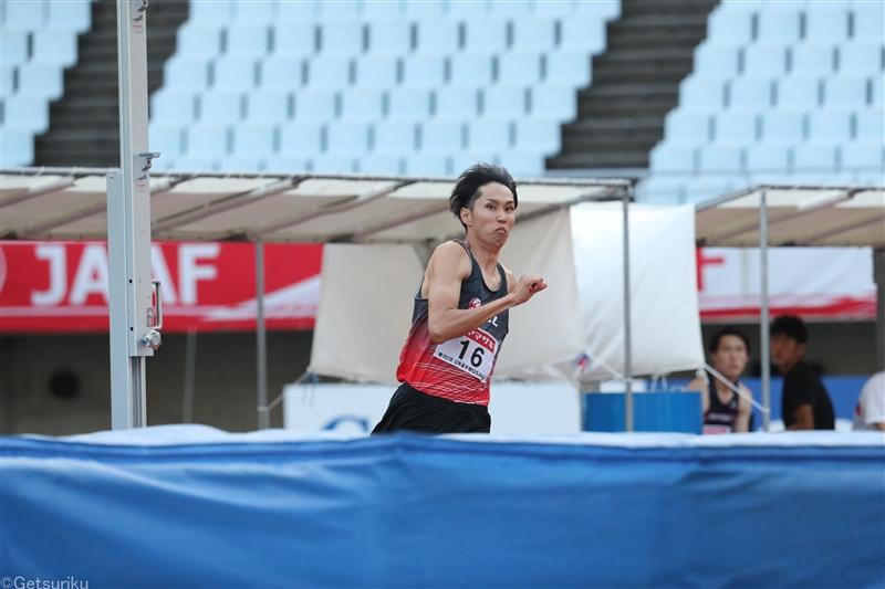 走高跳日本記録保持者・戸邉直人が挑む初五輪「2m40を跳んで金メダルを目指す」