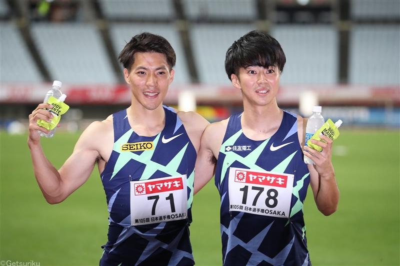 100m予選のスタートリスト発表!山縣は中国・謝と同じ3組、多田が1組、小池は4組に