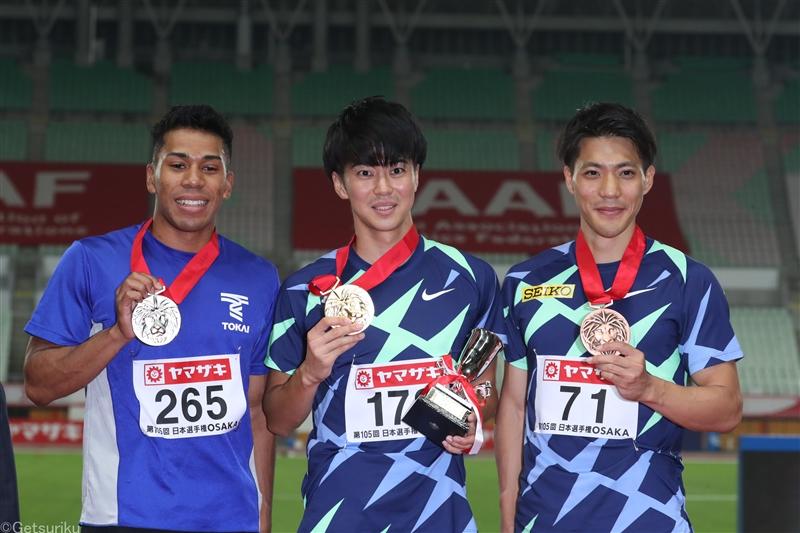 いざオリンピックへ!東京五輪代表出そろう!男子43名、女子22名、合計65名うち初出場52名