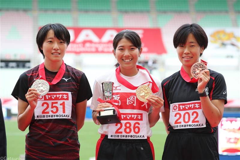 東京五輪へ加速!女子4×100mR日本代表が5年ぶりの43秒台マーク!