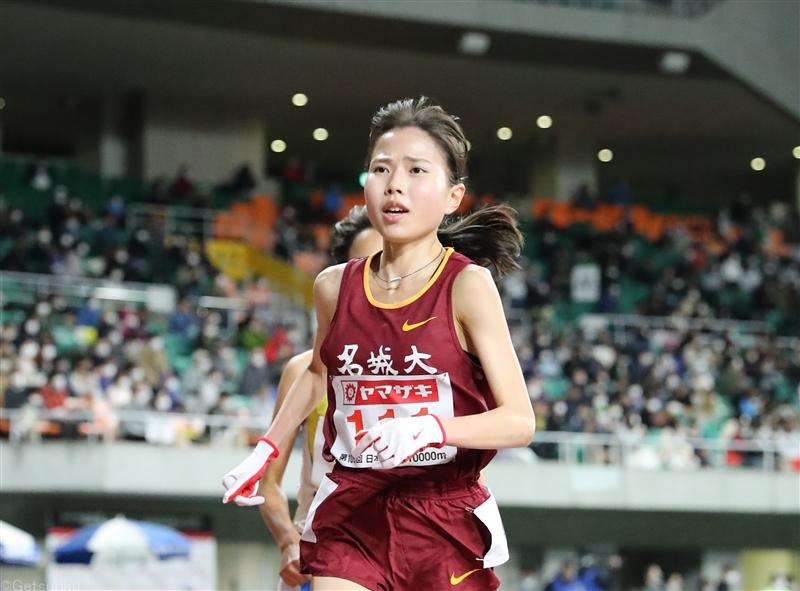 名城大のエース小林成美が1万mで11年ぶり日本学生新!来年の世界選手権の参加標準記録を突破