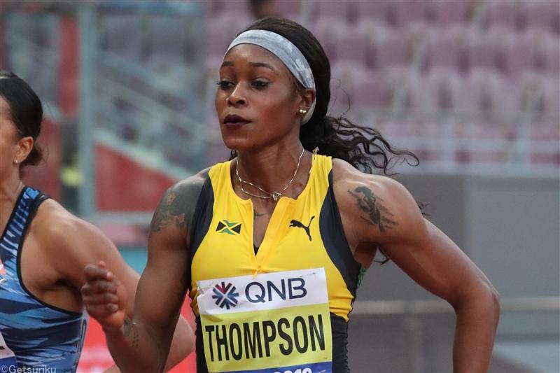 女子100mでトンプソン・ヘラーが10秒70 僚友のフレイザー・プライスを破る/WAコンチネンタルツアーゴールド