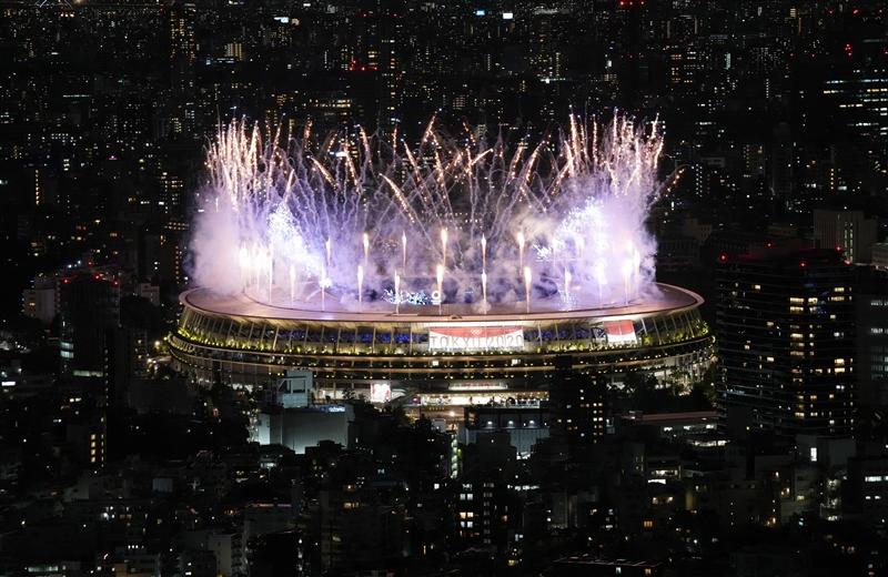 東京五輪が開幕、17日間の熱戦がいよいよスタート!!