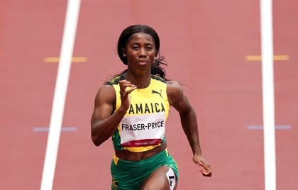 34歳フレイザー・プライス100m予選で10秒84トップ通過!タルーが10秒78のアフリカタイ記録