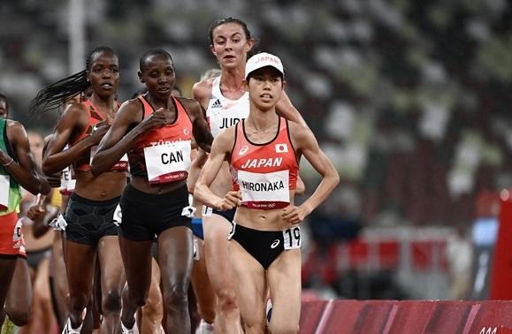 5000m廣中璃梨佳が決勝進出!自己新の14分55秒87「怖い物知らずで積極的に」